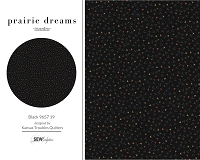 Prairie Dreams - Black 9657 19