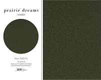 Prairie Dreams - Green 9658 15