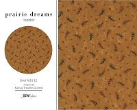 Prairie Dreams - Gold 9651 12