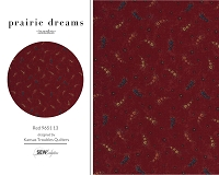 Prairie Dreams - Red 9651 13