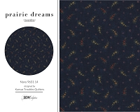 Prairie Dreams - Navy 9651 14