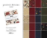 Prairie Dreams - Charm Pack 9650PP