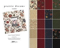 Prairie Dreams - Layer Cake 9650LC