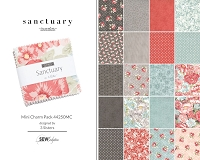 Sanctuary - Mini Charm Pack 44250MC