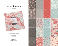 Sanctuary - Layer Cake 44250LC