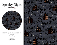 Spooky Night - Midnight Spooky Houses 5723S-97